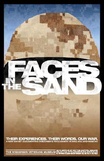 Iraq \& Afghanistan Exhibit Text Panel 01